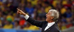 Pekerman elogia seleção brasileira e enaltece seu camisa 10 colombiano 'Nunca tive dúvida de que essa Copa seria a do James Rodríguez', diz técnico