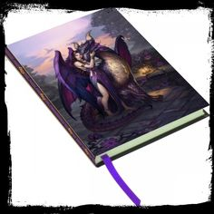 Dragon Sanctuary Embossed Journal