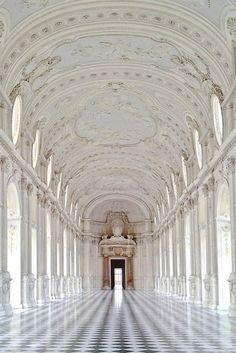 Palace of Venaria, Turin Italy