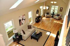 Ideas for long living room