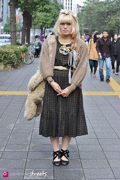 MARIKA ICHIDA Shibuya, Tokyo AUTUMN 2013, GIRLS Kjeld Duits