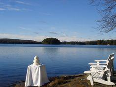 Muskoka wedding on Lake of Bays