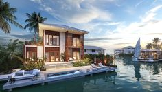 Itz'ana Resort & Residences, a 20-acre estate set on Belize's southern coastal retreat of Placencia, opens this spring with plenty of pampering perks: a swimming pool, a sea-to-table restaurant, a private rum room, a Hemingway-inspired library, an 18-slip marina, and a five-treatment-room spa. But it is what is just off the coast of the resort that dazzles most. Ringed by the world's second-largest barrier reef, the property is paradise for snorkelers, scuba divers, and fishermen. (itza...