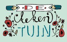 DE TEKENTUIN | Illustration by Penelope Groenen