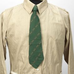 WLA shirt and Tie