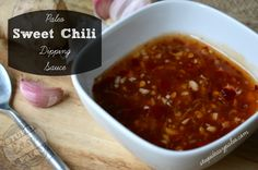 Paleo Sweet Chili Dipping Sauce | stupideasypaleo.com