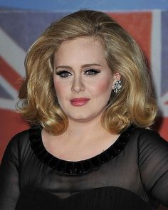 Adele: No one writes a break up song like Adele Laurie Blue Adkins does. And no one sings them quite as well as she does either!!