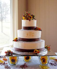 cake decorating | Five fall wedding cakes Fall wedding cake – Ideas for Weddings