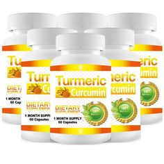 Pure Turmeric Curcumin Extract - 6 Month Supply ** Be sure to check out this awesome product. (This is an Amazon Affiliate link and I receive a commission for the sales)