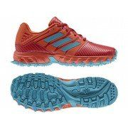All Rounder Hockey Hockey Shoes, Red And Blue, Adidas Sneakers, Adidas Shoes