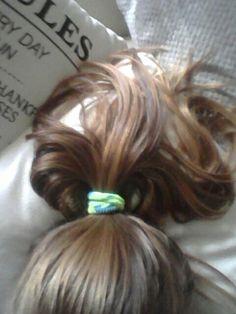 It is my hair