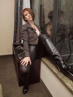 Leather Girl