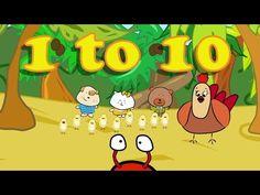 singing 1 to 10