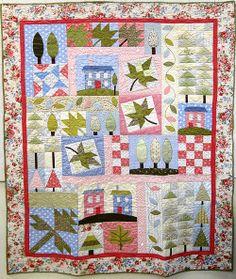 Thimblecreek shop quilt on sale
