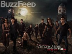 """The Vampire Diaries"" Season 6 Poster Tears Damon And Elena Apart"
