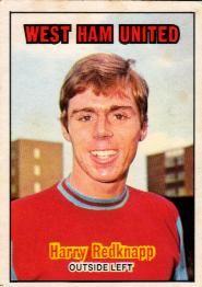 Nigel's Webspace - A&BC Chewing Gum - 1970/71, Footballers, Orange backs, West Ham United