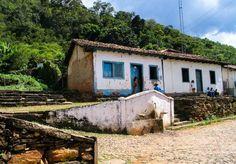Santo Antônio do Leite, distrito de Ouro Preto (MG) Estrada Real, Concept Art, Spaces, Interior, Rednecks, Old Houses, San Antonio, Roads, Places