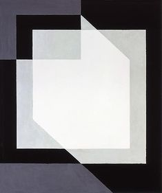 composure by Josef Albers (1937)