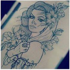 gypsy tattoo - Pesquisa Google