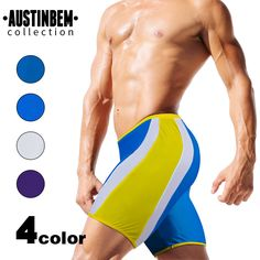 24e89149f4b Find More Men's Trunks Information about Men Swim Shorts Swimsuits Surf  Board Beach Wear Man Swimming