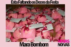 Bem- Casados ou Bem- Nascidos, Mara Bombom. Veja no Guia Novas Noivas:http://bit.ly/1Kw1MSe
