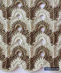 crochelinhasagulhas: Bico ou entremeio de crochê