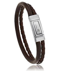 Bracelet Oxbow Pablol marron http://www.bijoux-pour-homme.eu/bracelet-oxbow-pablol-marron-p-20064.html