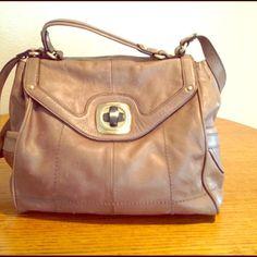 B.Makowsky leather bag So soft. Used twice. b. makowsky Bags Shoulder Bags