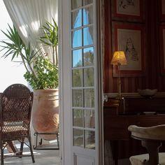Villa Joséphine in #Tangier #Tanger #hotel #voyage #travel #magazine #ipad #nowmaroc