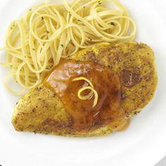 Apricot-Lemon Chicken