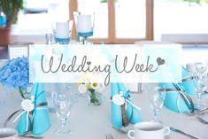 """""""Wedding Week"""" Tag 1 - Flüsterweiß & Puderrosa"""