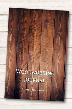 Plan your next woodworking project with the help of this note book, with a materials list and special pages for sketches to flesh out your ideas. Woodworking Journal, Woodworking Ideas, Project Planner, Graph Paper, The Help, Sketches, Notebook, How To Plan, Gift