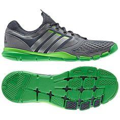 finest selection 82c8e dab1e Amazon.com  New Adidas adipure Trainer 360 GreyMetallic Silver Mens 14   Fitness  Cross-Training