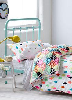 Happy bedding