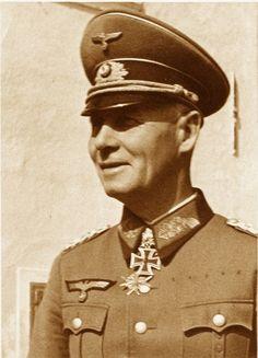 Erwin Rommel Oberbefehlshaber Heeresgruppe B Januari 1944 - 17 Juli