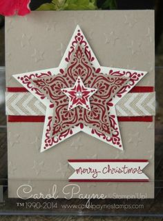 Stampin' Up!,Bright & Beautiful,Good Greetings,Lucky Stars folder The Holiday Catalog starts TODAY! YAY!