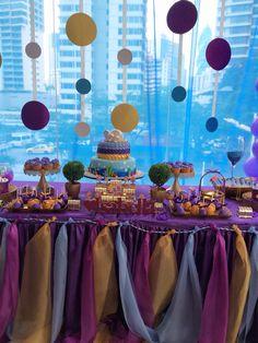 Decoración cumpleaños  Bubble guppies
