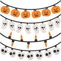 Daily Freebie 9-21-15: Miss Kate Cuttables--Halloween Lights SVG scrapbook cut file cute clipart files for silhouette cricut pazzles free svgs free svg cuts cute cut files