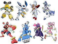 Image result for list of medabots robots