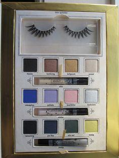 Kat Von D tattoo chronicles makeup palette