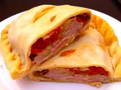 Sausage Calzone recipe