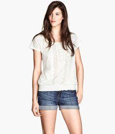 H&M Lace Top $17.95