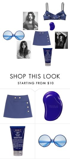 """Untitled #1289"" by kajdie ❤ liked on Polyvore featuring Kenzo, Topshop, Kiehl's and Marc Jacobs"