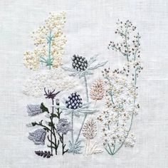 With this design I won the National Gallery 'Design a Bouquet' competition! (Due to be announced Tuesday 15th Sept)  These flowers all come from the Margate coastline, where Turner loved to paint. From left to right: Lady's Bedstraw, Queen Anne's Lace, Harebells, Sea Holly, Hare's Foot Clover and Meadowsweet!  (tbh I really want to improve both the design and color scheme but am happy to have finished a 'draft'!)