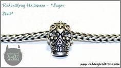 Redbalifrog Sugar Skull