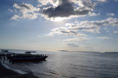 pelabuhan bangsal, lombok