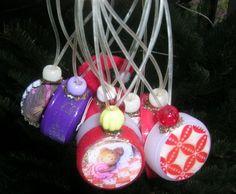 Tappi di plastica per le decorazioni