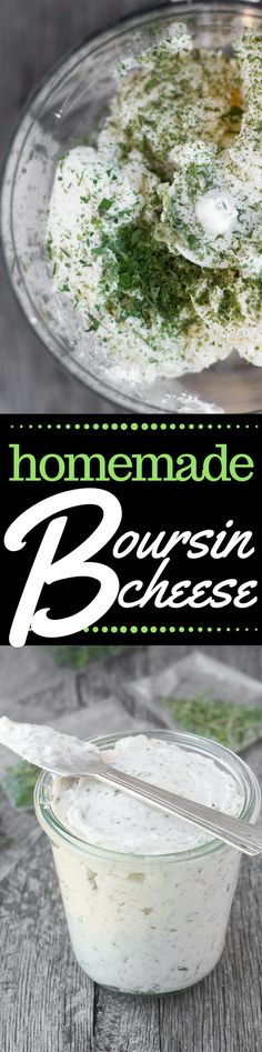 My Homemade Boursin Cheese recipe will blow you away, not only because it's easy to do, spot on delicious, and will impress the heck out of your friends…but because it will save you SO MUCH money!  Don't lose track of this, it's going to be perfect for the holidays.