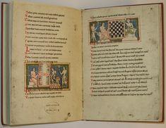 Carmina Burana manuscript