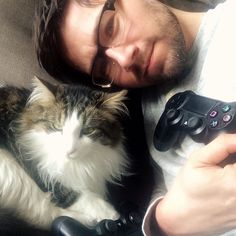 """Torrance Coombs on Instagram: """"I've got a new FIFA buddy."""""""